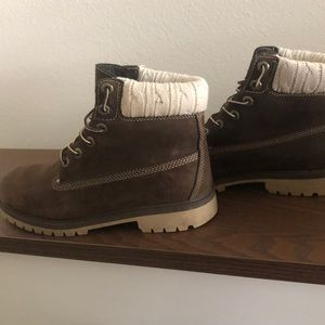 Brown Timberlands